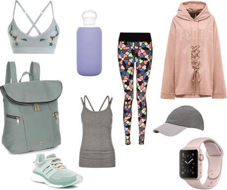 SS17 gym workout style