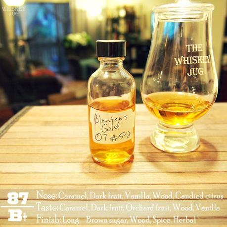 Blanton's Gold Review