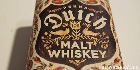 Penna Dutch Malt Whiskey Label
