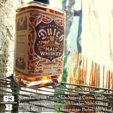 Penna Dutch Malt Whiskey Review
