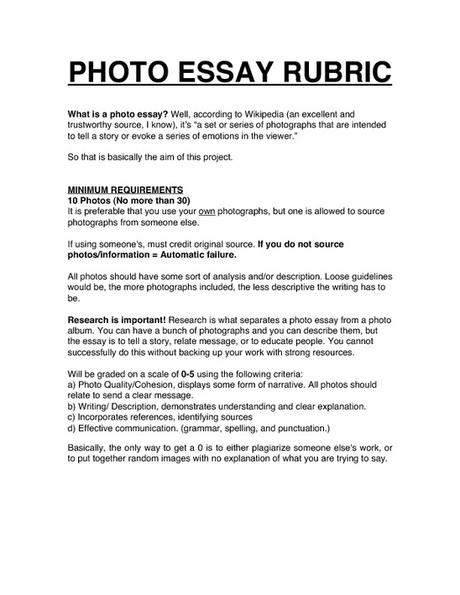 an essay on photography school of visual arts sva new york city admissions