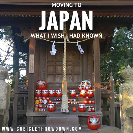 What I Wish I Had Known Before Coming to Japan