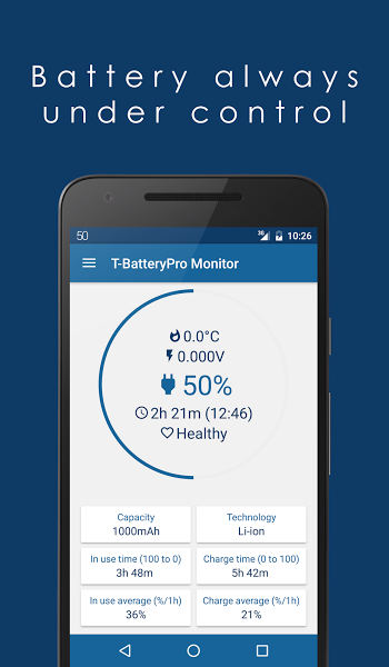 T Battery Pro Monitor v1.24 APK