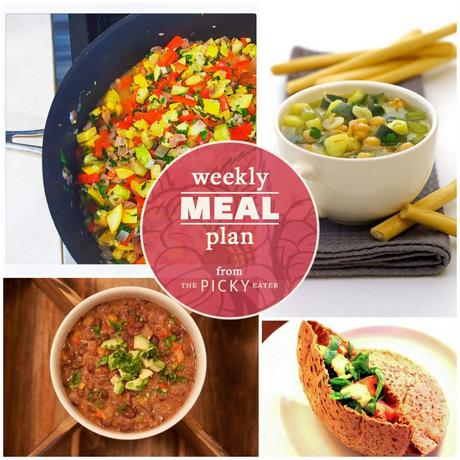 The Picky Eater Meal Plan (Week 6)