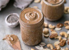 Super Seed Nut Butter