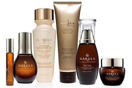 Beauty treats for me: Marula