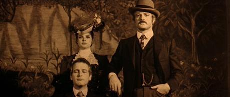The Sundance Kid's Charcoal Dress Suit