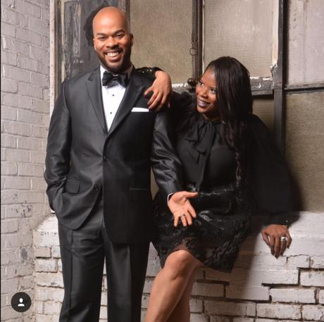 JJ Hairston & Wife Trina Hairston Releasing Relationship Book