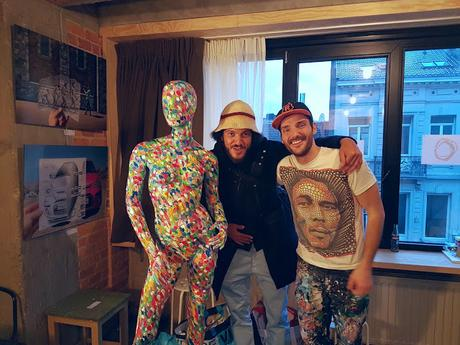 Jabjah Prod - Colorfield Gallery - Pop Up The Jam - Ben Heine Art Exhibition - Colorfield Gallery - Bruxelles - Jam Hotel 2017