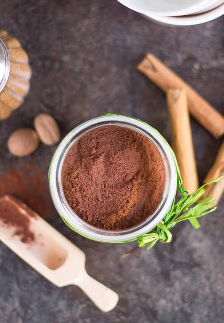 How To Make The Best Sugar Free Spiced Hot Chocolate Mix