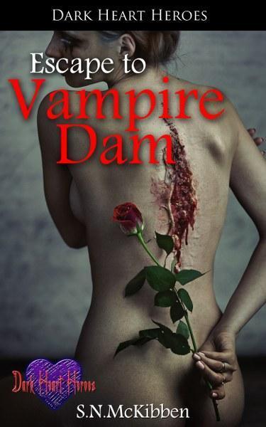 The Escape To Vampire Dam by S.N. McKibben @SDSXXTours  @Stephonavich