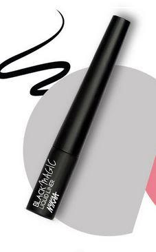 Nykaa Black Liquid Eyeliner Super Black