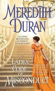 A Lady's Code of Misconduct- by Meredith Duran - XOXO After Dark Spotlight Feature