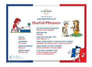 Useful french vocabulary for camping