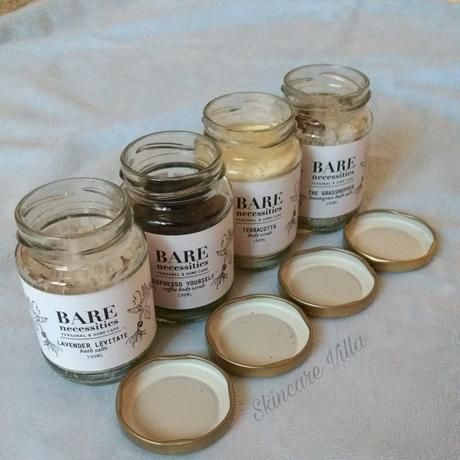 Bare Necessities - A Zero Waste Personal and Home Care Brand