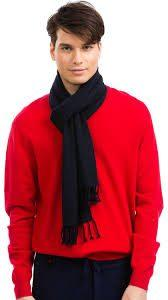 Stylish Ways to Wear a Scarf for Men