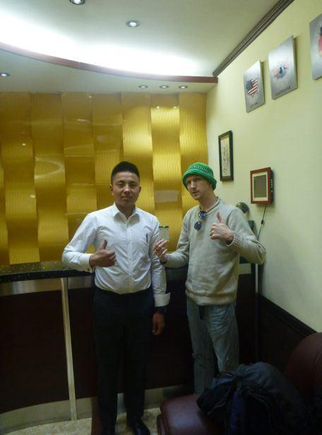 My Birthday Stay at the Kaiser Hotel, Ulaan Baatar, Mongolia