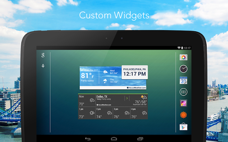 AccuWeather Platinum - screenshot