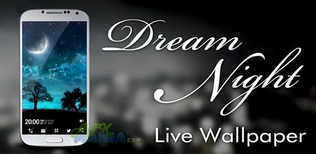 Dream Night Pro Live Wallpaper v1.5.11 APK