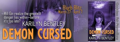 Demon Cursed by Karilyn Bentley @goddessfish @karilynbentley1
