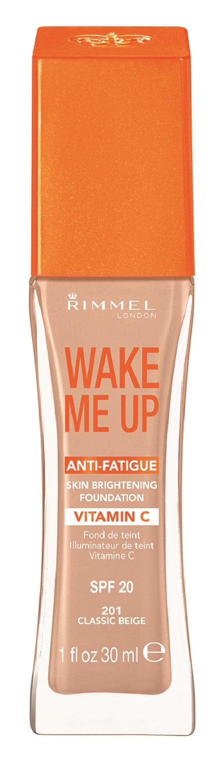 Rimmel 's new Wake Me Up Anti-Fatigue Foundation SPF20 and Concealer