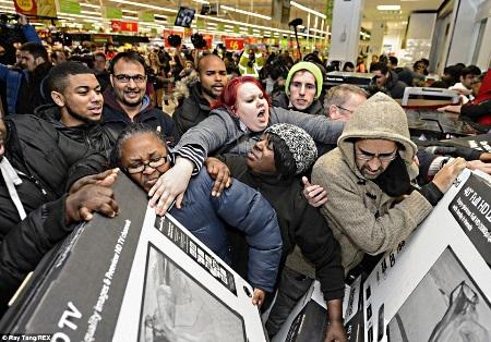 Consumer Confidence Foretells Economic Crash?