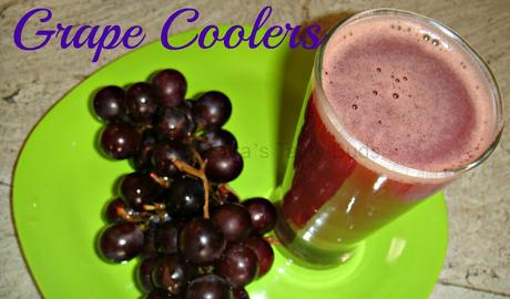 Grape Coolers