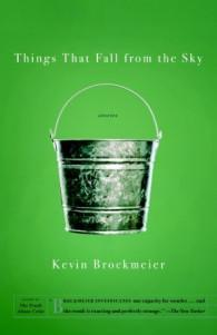 Short Stories Challenge 2017 – The Passenger by Kevin Brockmeier from the collection Things That Fall From The Sky