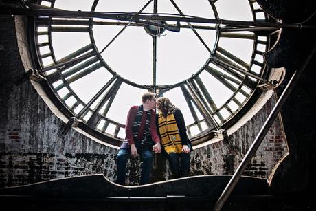 Harry Potter Themed Engagement