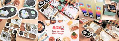 A Sumptuous Dinner from Box8 One Fine Sunday