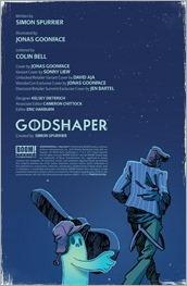 Godshaper #1 Preview 1