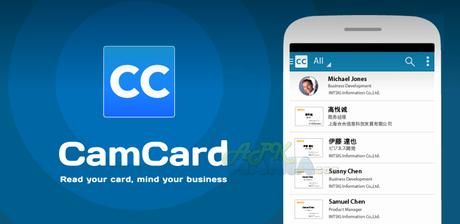 CamCard – Business Card Reader v7.23.1.20170406 APK
