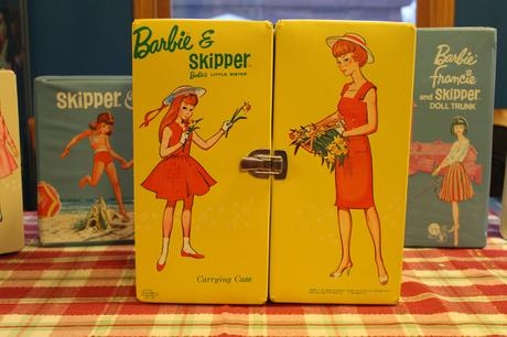 Skipper and Barbie Red Sensation Case
