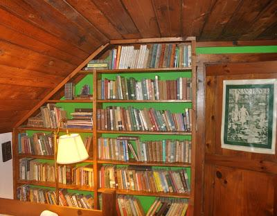 A few More Bookshelves to Go . . .