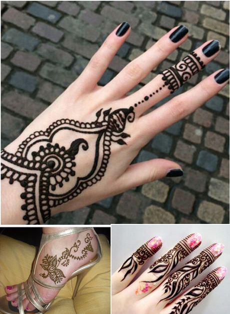 Top Simple Mehndi Designs That Are Awesome Super Easy Paperblog