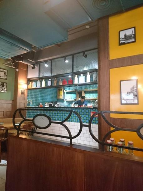 United Coffee House Rewind DLF Mall of India A Lot To Improve