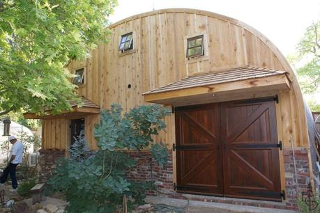 20+ Quonset Hut Homes Design, Great Idea for a Tiny House - Paperblog