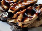 Grilled Mushroom with Teriyaki Sauce