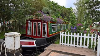 CANAL & RIVER TRUST LAUNCHES INAUGURAL 'BOATS IN BLOOM' AWARDS