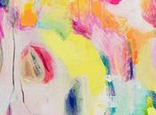 ARTmonday: Colorful Abstract Exhibit Featuring Ellen Levine Dodd More