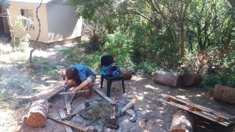 Revamping Bushcamp