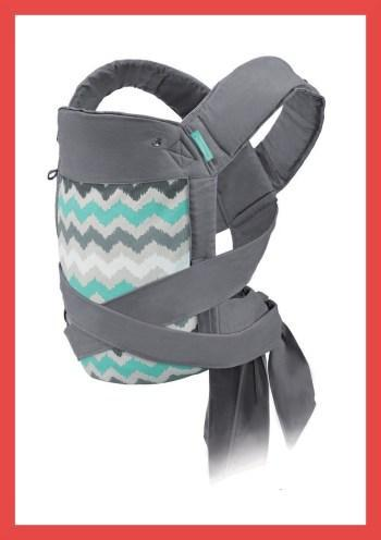 Infantino Sash Wrap and Tie Baby Carrier Photo