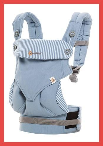 Ergobaby Four Position 360 Baby Carrier Photo