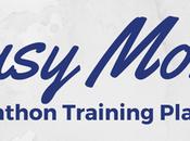 Busy Marathon Training Program