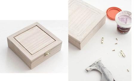 20+ Awesome DIY Jewelry Box Plans for Men's and Girls - Paperblog
