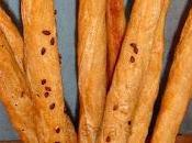 Grissini Italian Breadsticks#BreadBakers