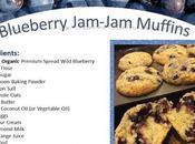 #Recipe #Blueberry #Crofters #JamJam #Muffins