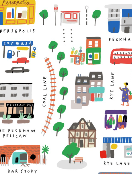 A Walk Around Peckham