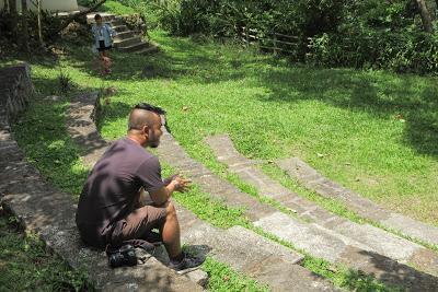 Unwinding at Haranah Eco Park