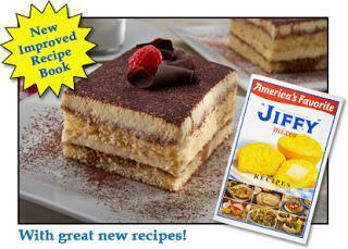 Image: Free Jiffy Recipe Book
